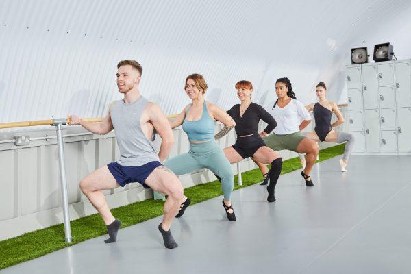 Manchester Barre Fitness Class